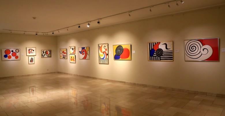 Sala 12. Sala Alexander Calder