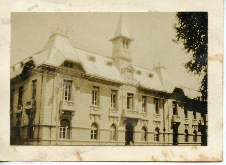 San Fernando - Intendencia,1928, inmueble que aún está frente a la Plaza de Armas..jpg